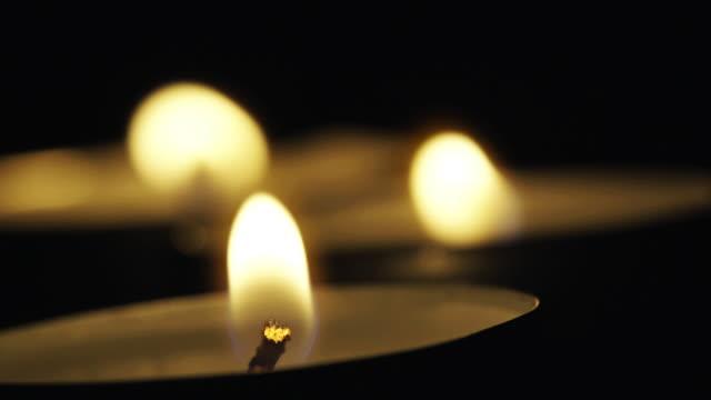 Candle Closeup