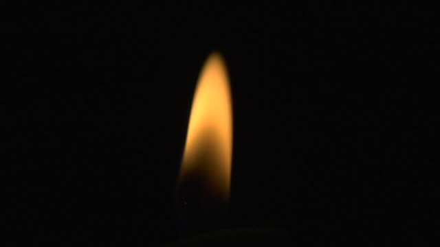 candle flame - candlelight stock videos and b-roll footage