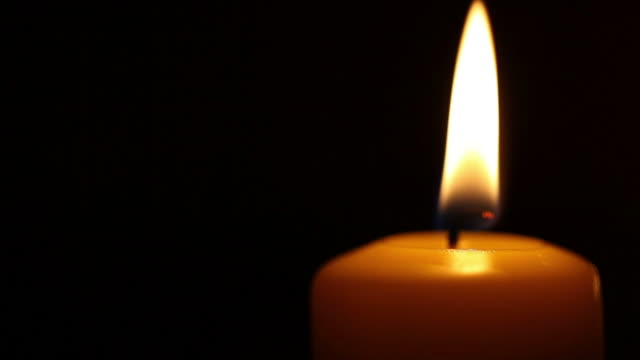candle flame. - candlelight stock videos and b-roll footage