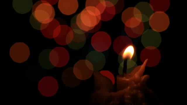 Candle light (HD)