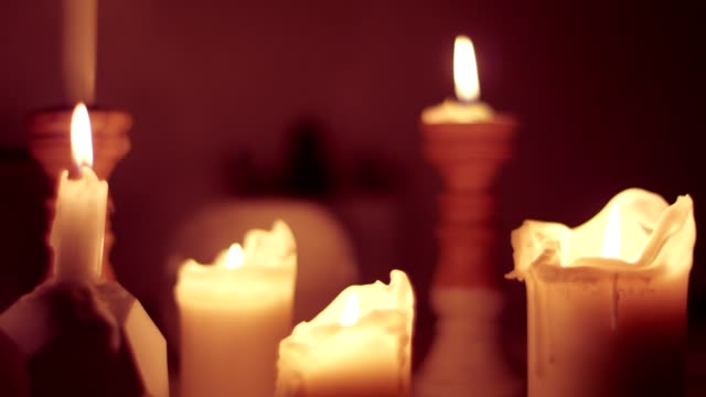 candle - witch stock videos & royalty-free footage