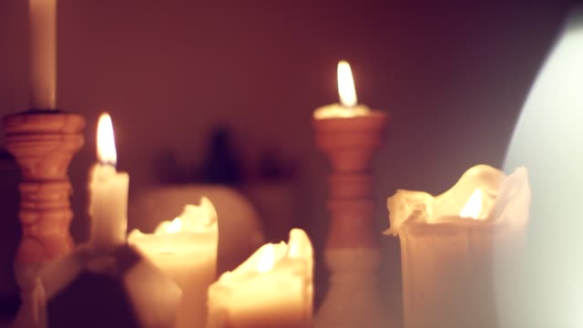 candle - church stock videos & royalty-free footage