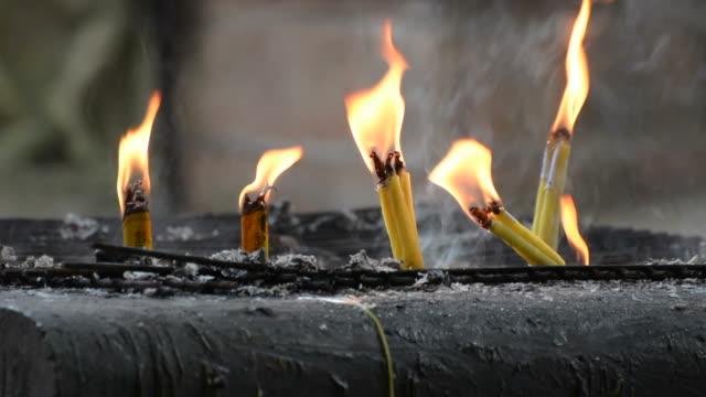candle worship