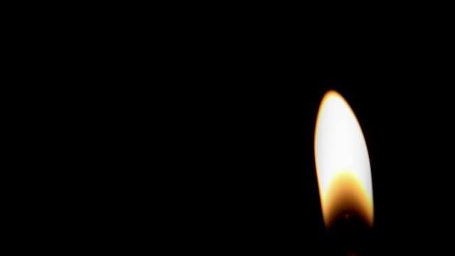 Candlelight In Dark