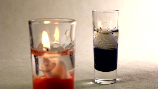 candles - light natural phenomenon stock videos & royalty-free footage