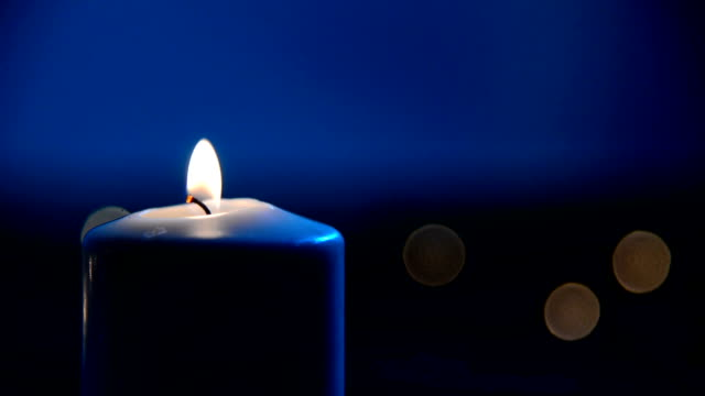candles - igniting stock videos & royalty-free footage