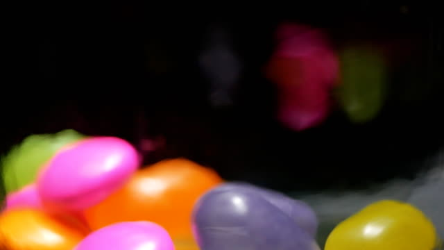 candy close up - jellybean stock videos & royalty-free footage