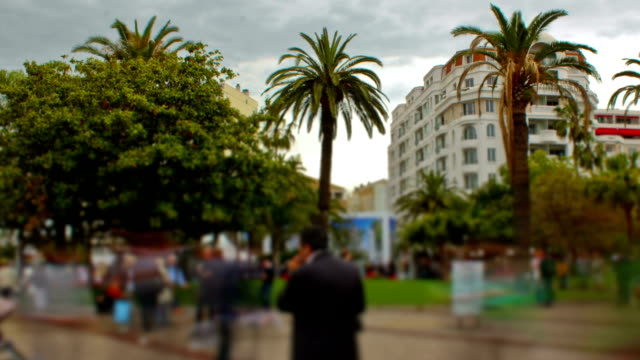 cannes day pan - international cannes film festival stock videos and b-roll footage