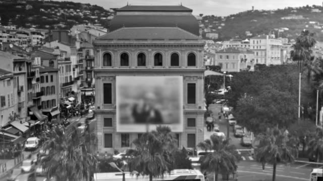 cannes day zoom - international cannes film festival stock videos and b-roll footage