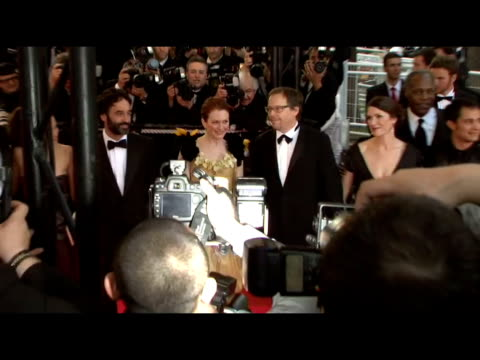 cannes film festival 2009 promo. - brad pitt actor stock videos & royalty-free footage