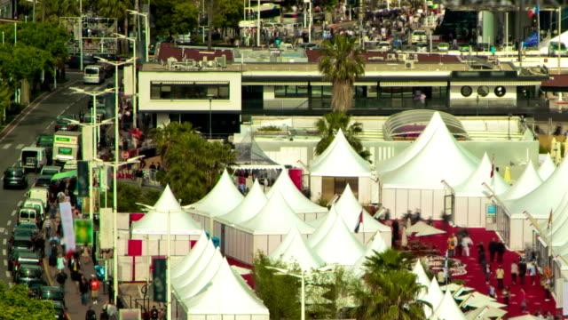 Festival del Cinema di Cannes panoramica