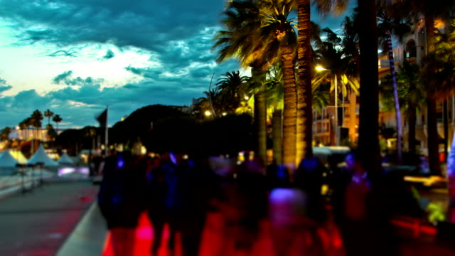 cannes film festival - glamour stock videos & royalty-free footage