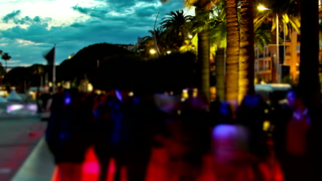 cannes film festival - international cannes film festival stock videos and b-roll footage