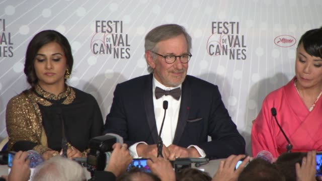 CLEAN Cannes Winners Press Room Cannes France 5/26/13