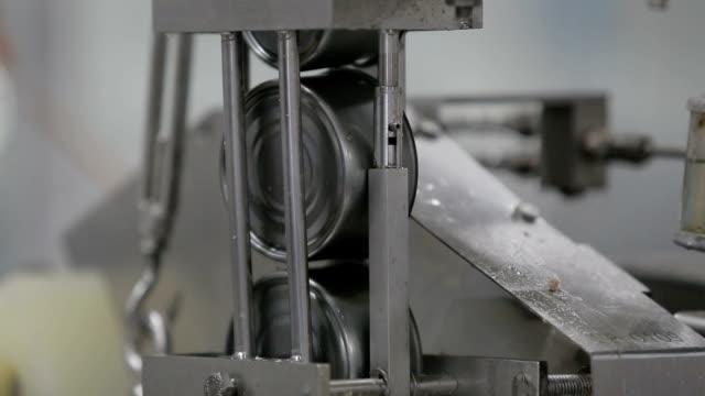 canning fabrik - sn�� bildbanksvideor och videomaterial från bakom kulisserna