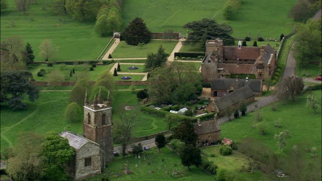 vídeos de stock e filmes b-roll de canons abbey - national trust