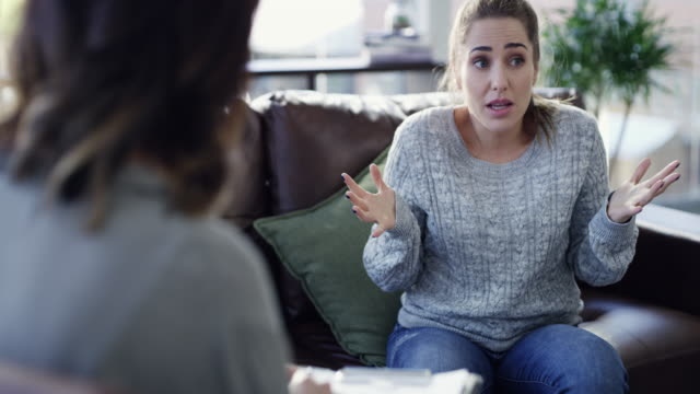 can't make sense of life? talk to a counsellor - uncertainty stock videos & royalty-free footage