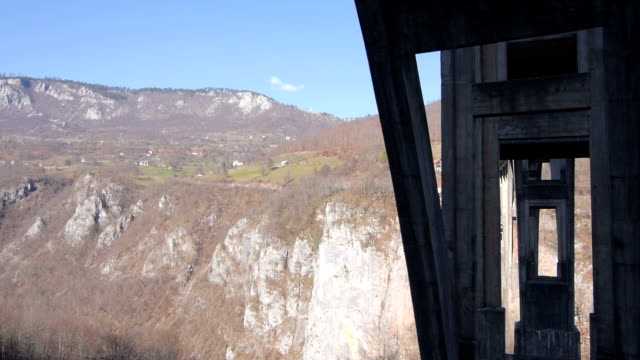 Canyon Pont-Vue aérienne