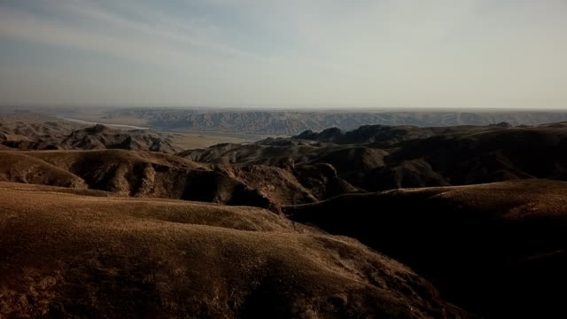Canyon in the steppe