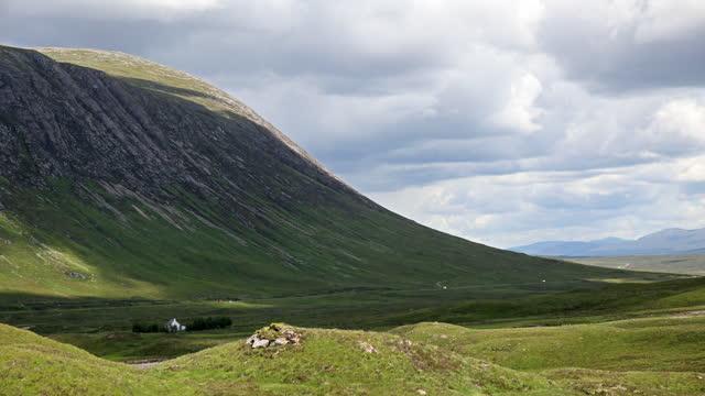 canyon scenery / scotland, united kingdom - cumulus stock videos & royalty-free footage