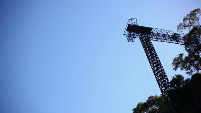 WS Canyoneering station / Foz do Iguacu, Parana, Brazil