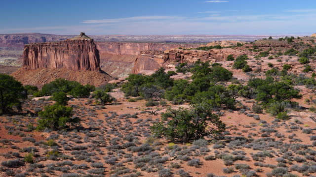 canyonlands national park, utah, usa, america - ultra high definition television stock videos & royalty-free footage