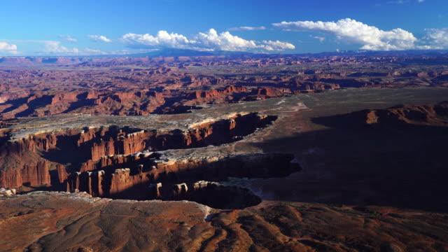 canyonlands national park, utah, usa, north america, america - canyonlands national park stock videos & royalty-free footage