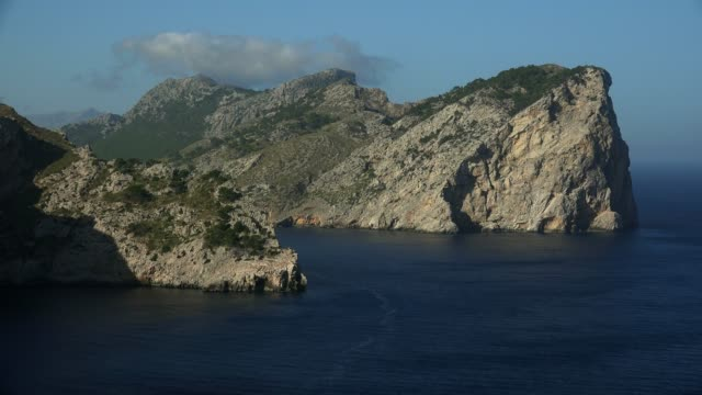 cap formentor, majorca, balearic islands, spain, mediterranean, europe - balearic islands stock videos and b-roll footage