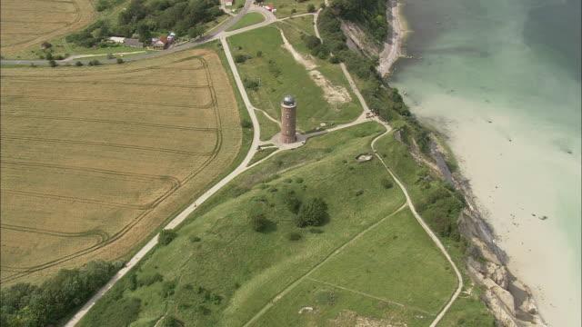 cape arkona - coastal feature stock videos & royalty-free footage