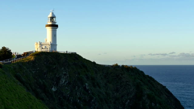 Cape Byron lighthouse in Byron Bay, Australia