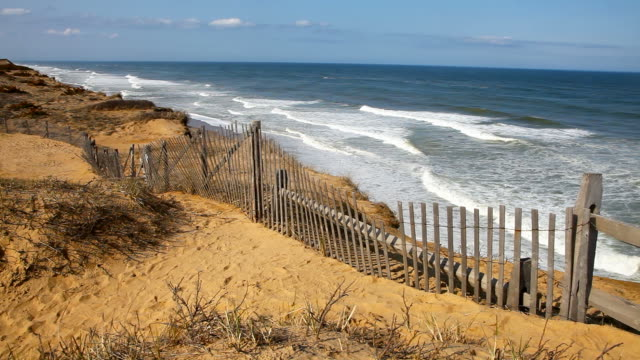 cape cod coastline - new england usa stock videos & royalty-free footage