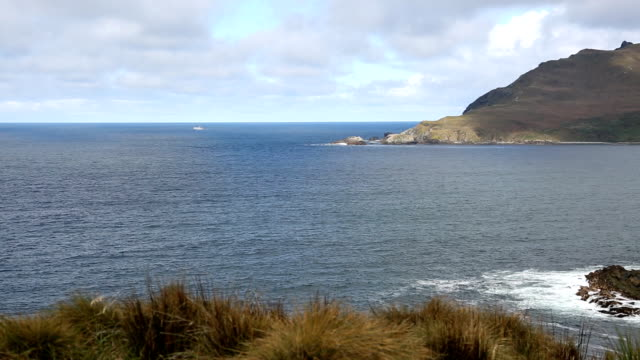 cape horn laandscape - cape stock videos & royalty-free footage