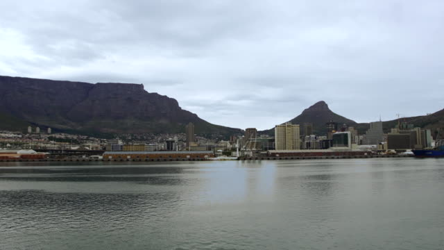 Cape Town Harbor 2