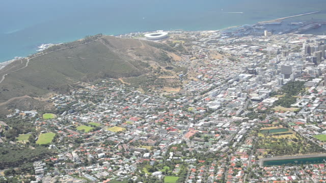 Cape Town - Panning