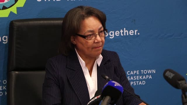 Cape Town will next month slash its individual daily water consumption limit by 40 percent to 50 litres the mayor says as the city battles its worst...