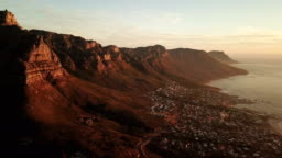 Cape Town's Iconic landmark Table Mountain