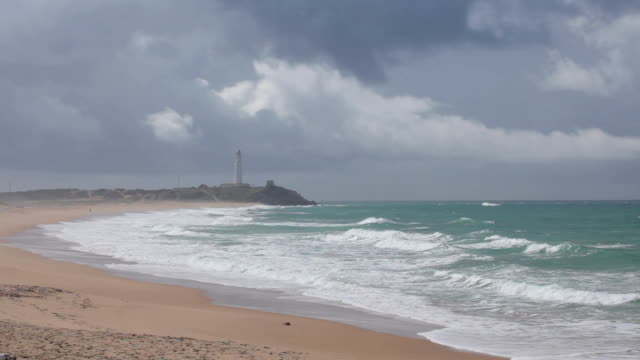 Cape Trafalgar with Trafalgar lighthouse