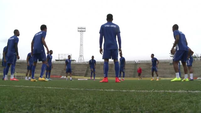 cape verde will play in group c at the 2015 africa cup of nations being held in equatorial guinea - verde color stock videos & royalty-free footage
