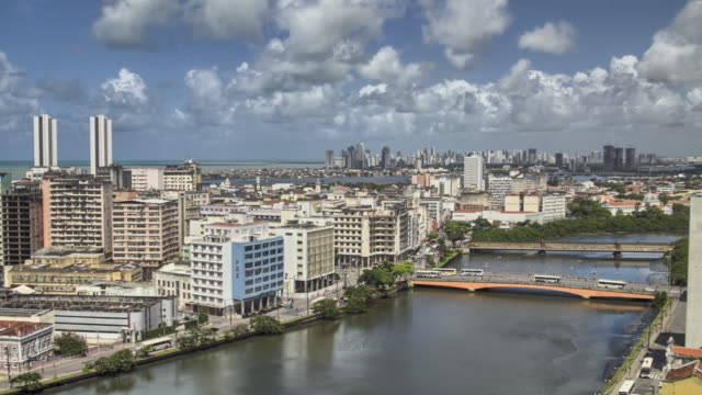capibaribi river - recife stock videos and b-roll footage