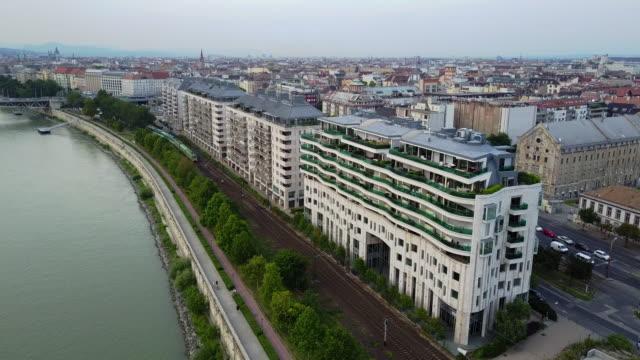 vidéos et rushes de capitale de la hongrie, budapest - budapest