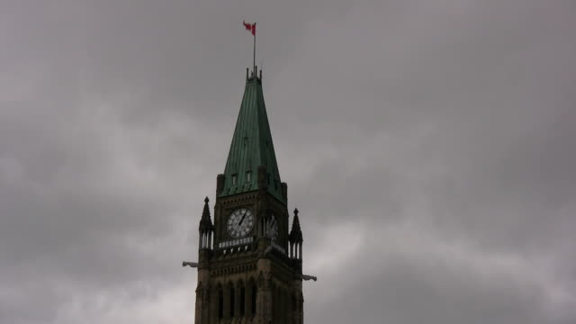 capital city ottawa/canada - ottawa stock videos and b-roll footage