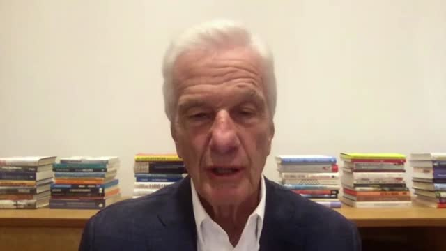 capital founding partner jorge paulo lemann on the pandemic the emerging markets china and kraft stake on november 17 2020 - 3g stock videos & royalty-free footage