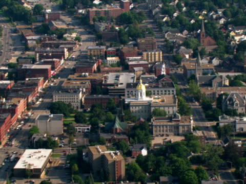 capitol building at concord, nh - new hampshire stock videos & royalty-free footage