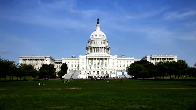 Capitol Building Time Lapse