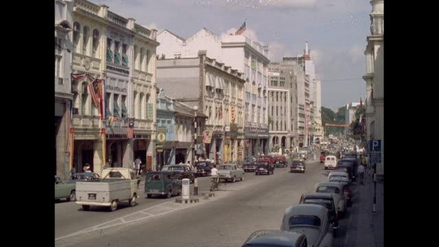 vidéos et rushes de montage capitol city and airport in kuala lumpur / malaysia - kuala lumpur