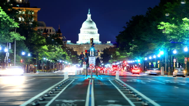 capitol hill, washington dc - capitol building washington dc stock videos & royalty-free footage