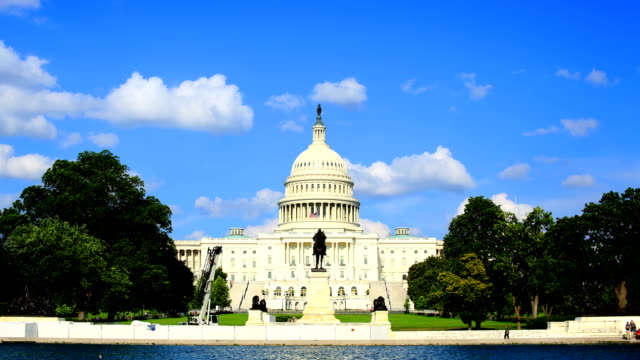 capitol hill: washington dc - capital cities stock videos & royalty-free footage