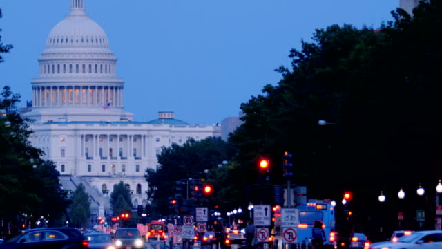 capitol hill, washington dc - senate stock videos and b-roll footage