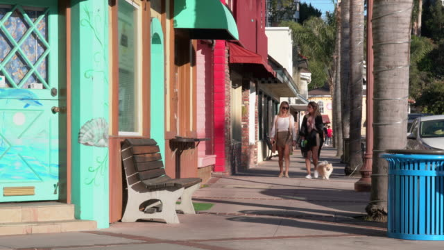 capitola, california - santa cruz county california stock videos & royalty-free footage