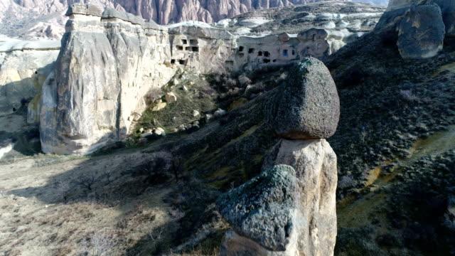 カッパドキア - 4 - 先史時代点の映像素材/bロール